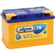 АКБ АКОМ 6CT - 75VL
