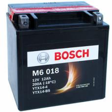 Мото аккумулятор Bosch M6018
