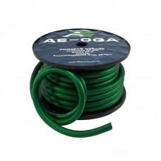 Силовой кабель Alphard AE-0GA green