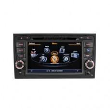 Штатная автомагнитола S60 для AUDI A4