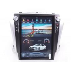 Штатная магнитола Toyota Camry V50/V55 2012-2017 Tesla Style