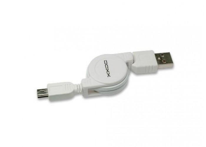 DAXX M80 КАБЕЛЬ USB-miniUSB 0.8м