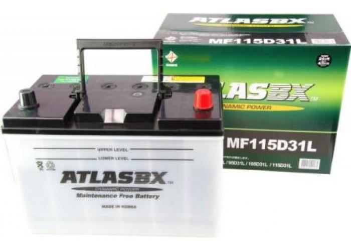 Аккумулятор Atlas MF115D31L