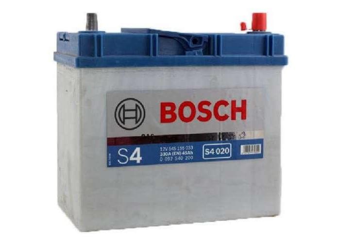 АКБ Bosch S4 020