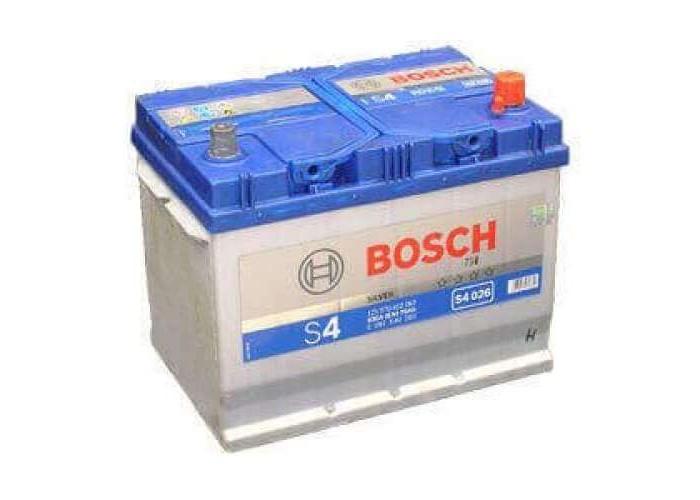 АКБ Bosch S4 026