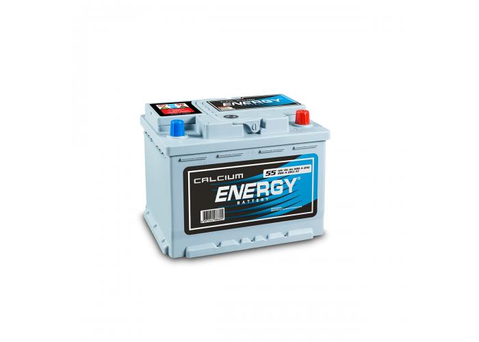 Аккумулятор Energy 6CT 55