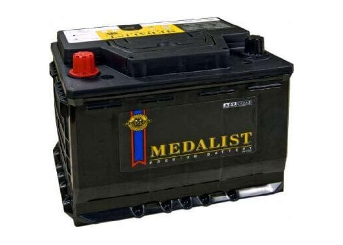 АКБ MEDALIST 56030