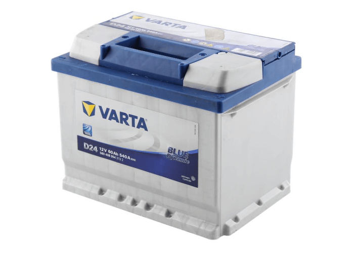 АКБ VARTA Blue dynamic D24