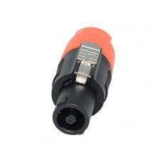 DAXX UNIT S12F Кабельный разъем SpeakON 4-х контактный