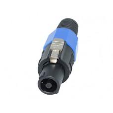 DAXX UNIT S13F Кабельный разъем SpeakON 4-х контактный