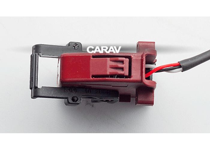 AUX-кабель CARAV 18-003 VW 2005+ / SKODA Octavia 2005+ (MFD2 / RNS2) 18pin -> 3.5mm mini-jack)