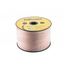 Swat SCW-14 акустический кабель 100м/кат