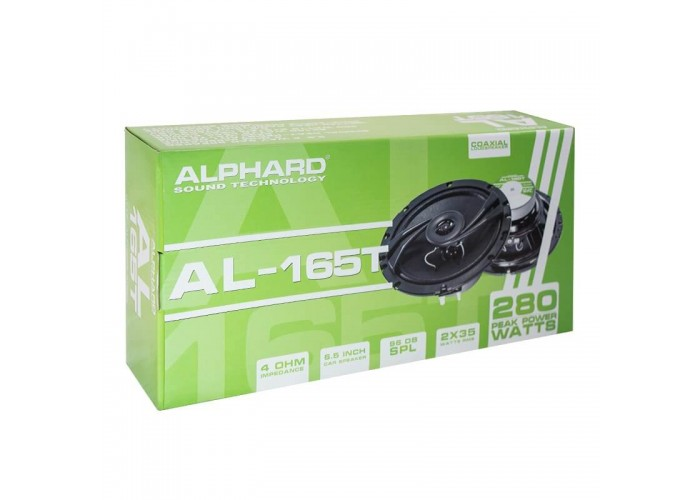 Динамики Alphard AL-165T (пара)
