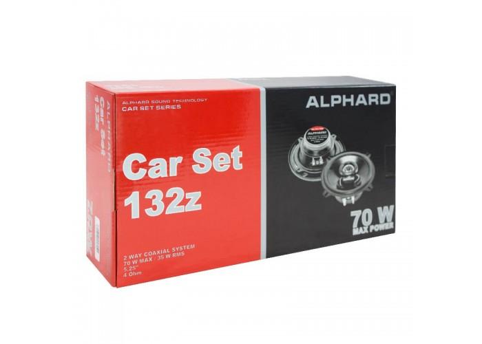 Динамики Alphard CarSet 132z (пара)
