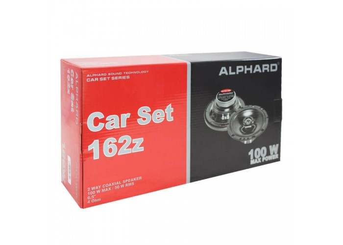 Динамики Alphard CarSet 162z (пара)
