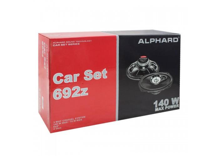 Динамики Alphard CarSet 692z (пара)