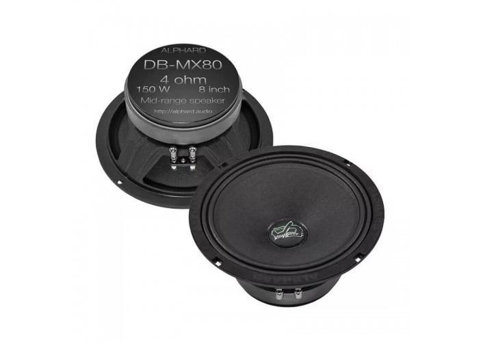 Динамики Deaf Bonce DB-MX80