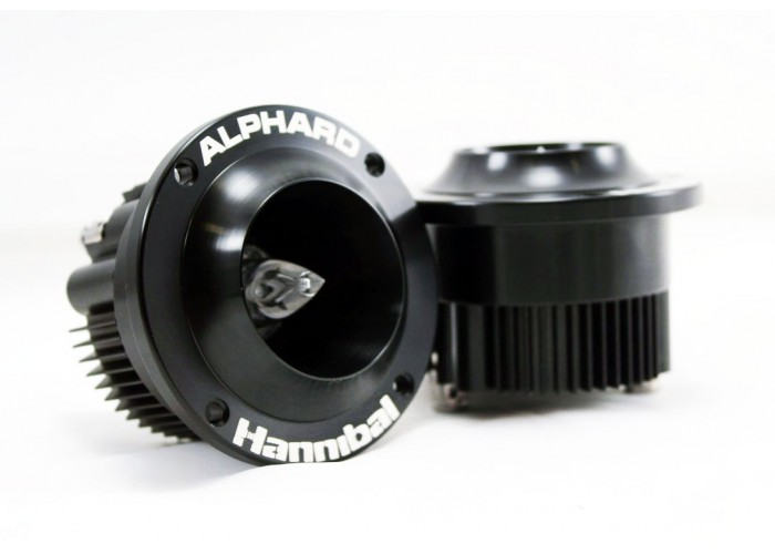 Динамики Hannibal HLG-25NEO 4OHM black