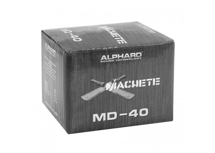 Динамики Machete MD-40
