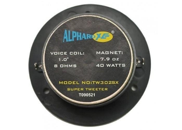 Динамики Alphard TW302SX