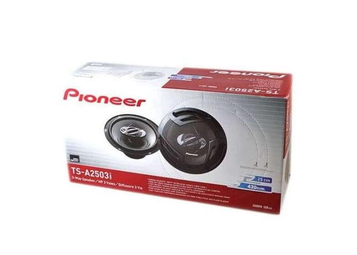 Динамики PIONEER TS-A2503I