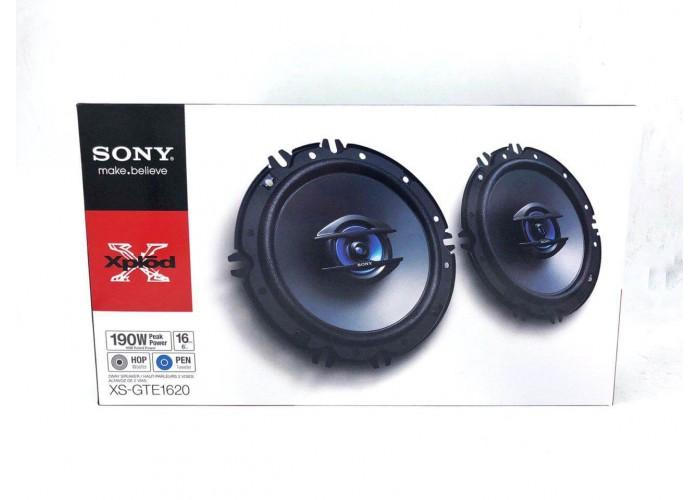 Динамики SONY XS-GTE1620
