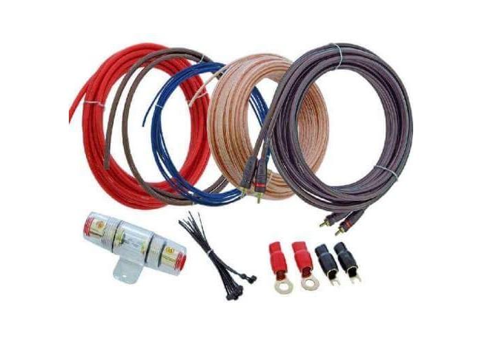 Установочный комплект 4GA для 4-канального усилителя