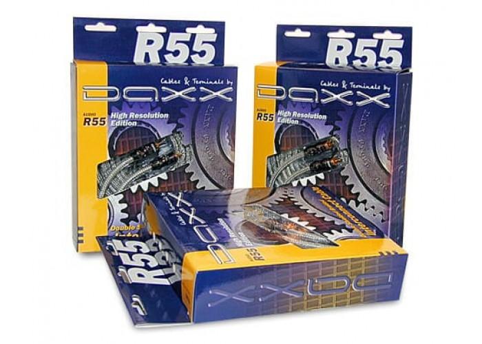 DAXX R55-25 АУДИО КАБЕЛЬ 2.5м пара