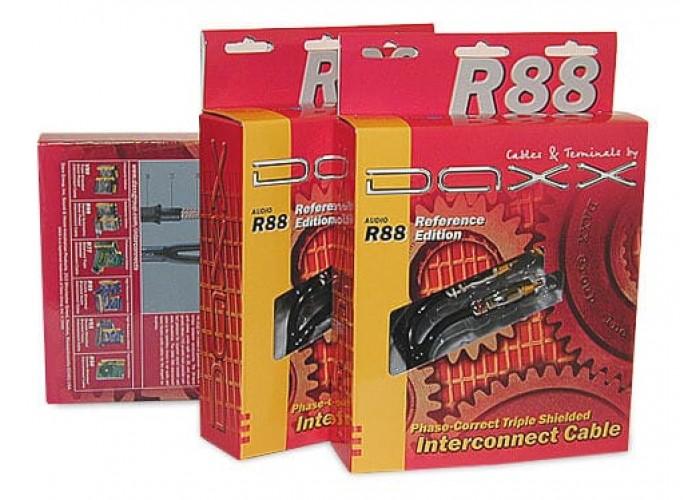 DAXX R88-07 АУДИО КАБЕЛЬ 0.75м пара