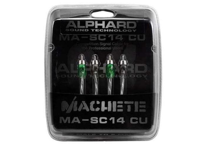 Межблочный кабель Machete MA-SC14CU