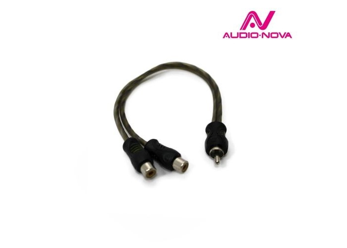 RCA Y-кабель 1M2F