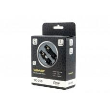 SWAT SIС-250 межблочный кабель 2RCA-2RCA