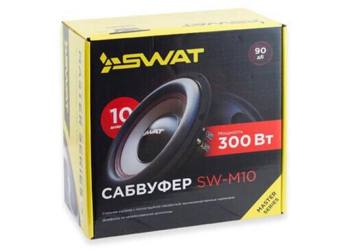 Сабвуфер SWAT SW M10