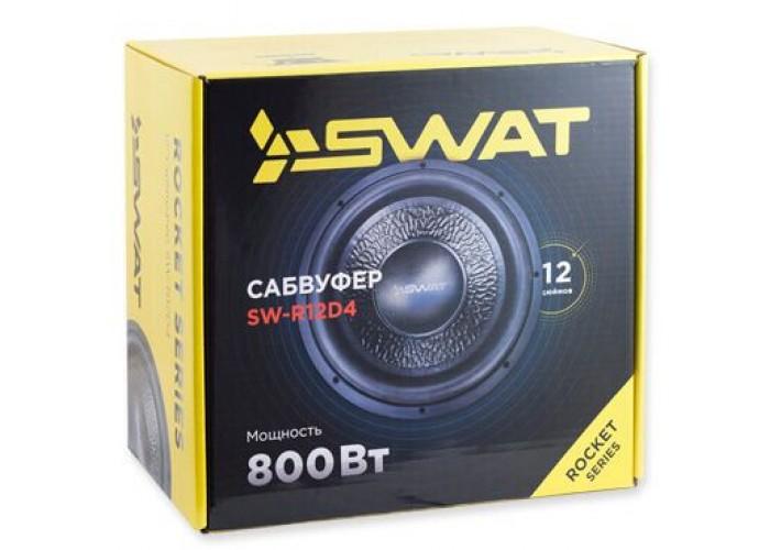 Сабвуфер SWAT SW R12D4