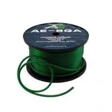 Силовой кабель Alphard AE-8GA Green