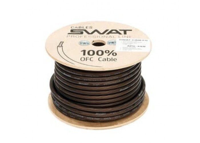 Силовой кабель Swat APS-045B 4GA