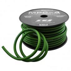Силовой кабель Machete MPC-4GA Green