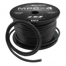Силовой кабель Machete MPC-4GA Black