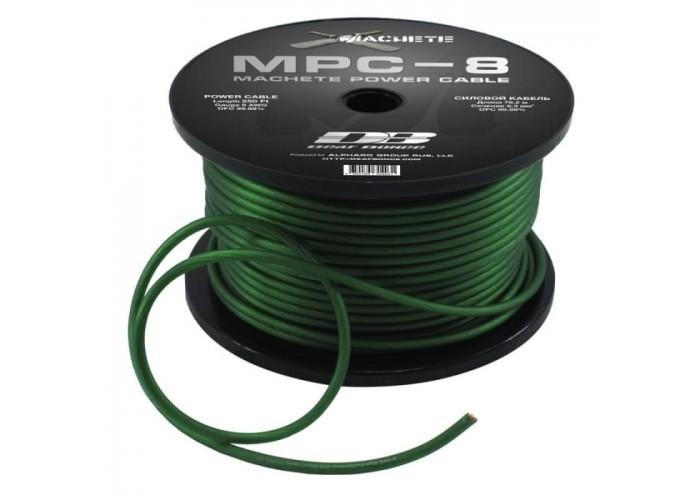 Machete MPC-8GA (Green) силовой кабель 76.2м/кат.