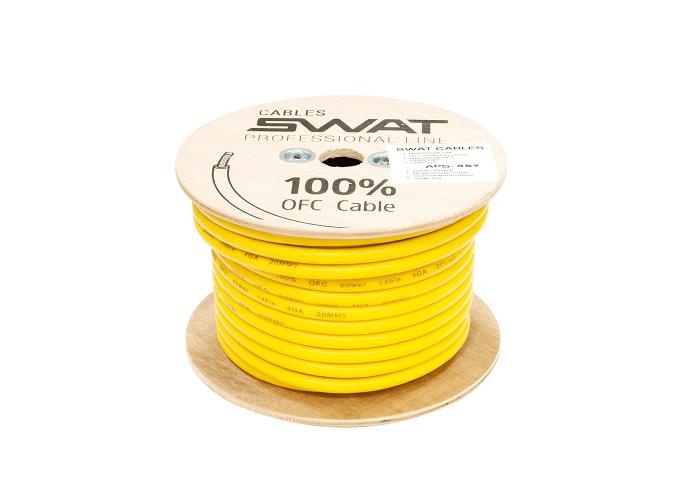 Силовой кабель SWAT APS-045Y