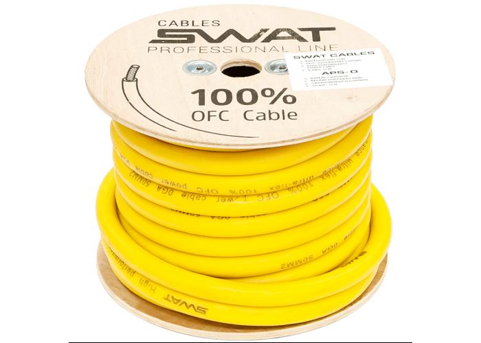 Силовой кабель SWAT APS-0Y