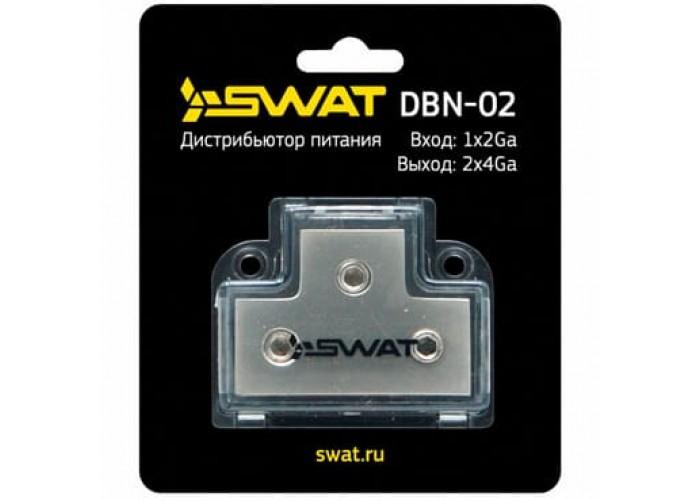 Дистрибьютор питания Swat DBN-02