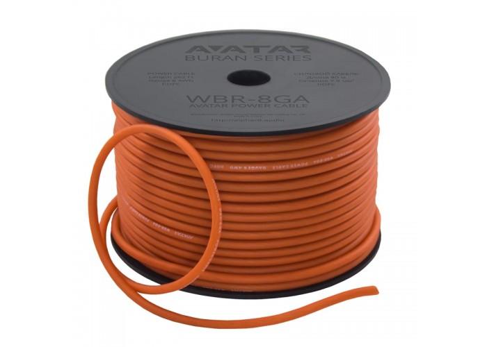 AVATAR WBR-8GA силовой кабель 80м/кат.
