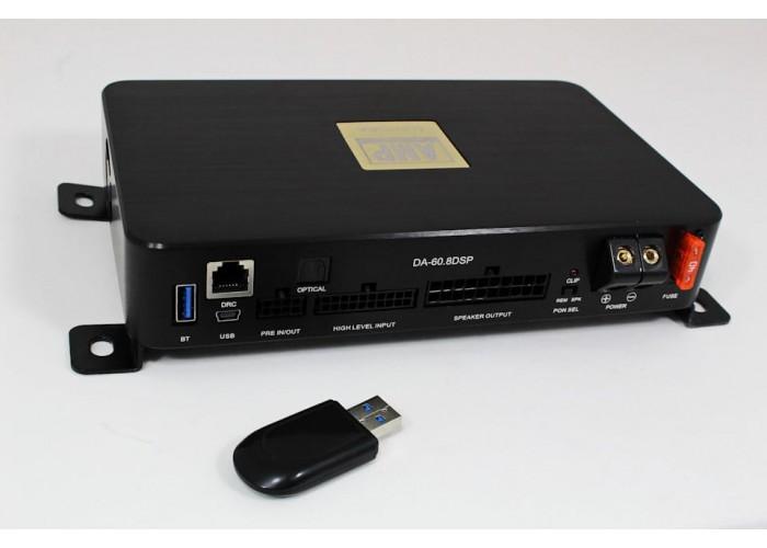 Усилитель с аудиопроцессором AMP DA-60.8 DSP Euphoria