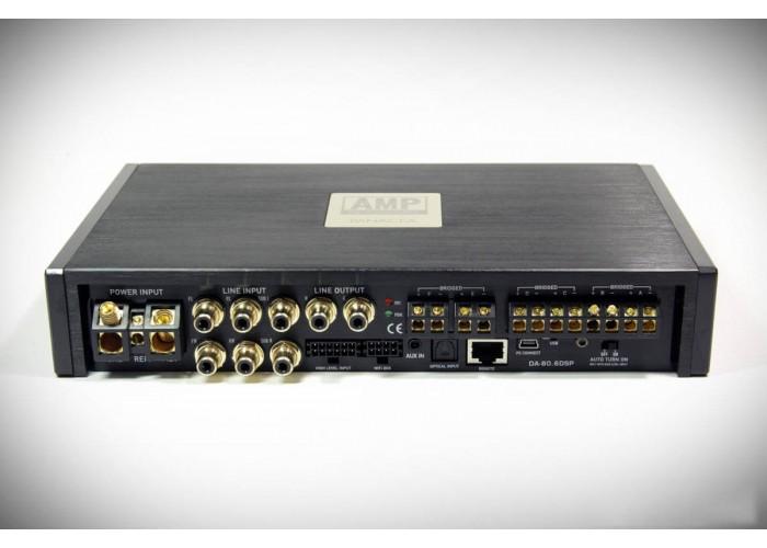 Усилитель-аудиопроцессор AMP DA-80.6DSP PANACEA