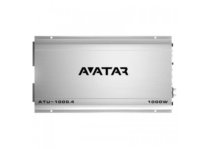 Усилитель мощности AVATAR ATU-1000.4