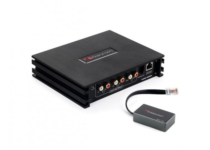 Аудиопроцессор с усилителем Nakamichi NDS4631A