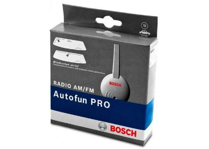 Антенна автомобильная активная Bosch Autofun PRO
