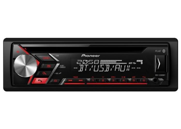 Автомагнитола PIONEER DEH S3000BT