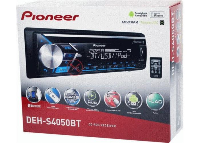 Автомагнитола PIONEER DEH-S4050BT